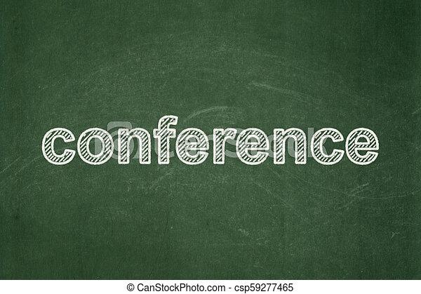 会議, concept:, 背景, 黒板, ビジネス - csp59277465
