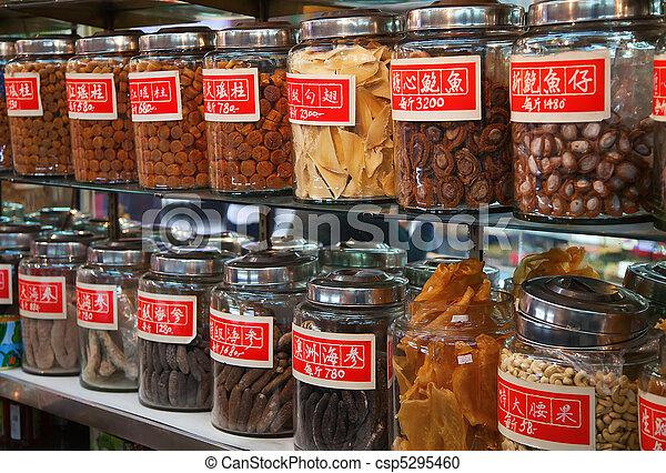 伝統的である, 店, 中国語 - csp5295460