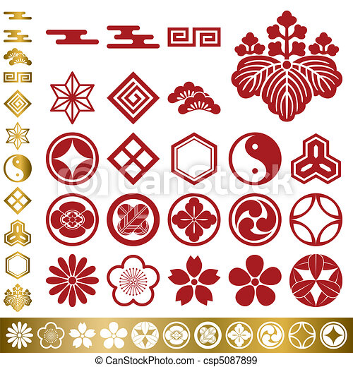 伝統的である, 要素, セット, 日本語 - csp5087899