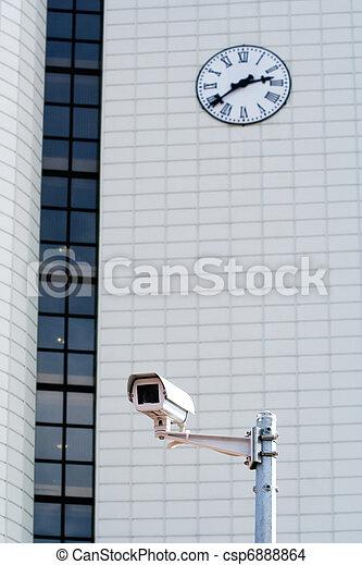 保安用カメラ, cctv - csp6888864