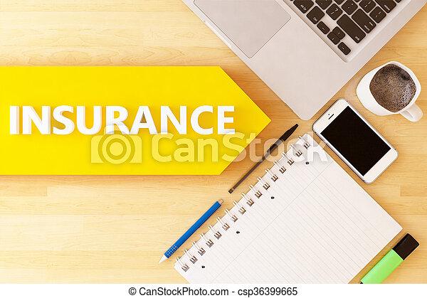 保険 - csp36399665