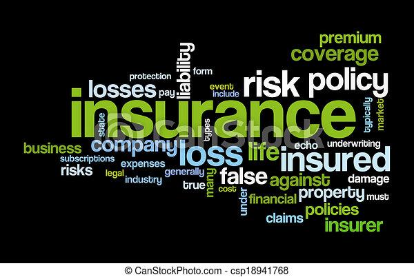 保険 - csp18941768