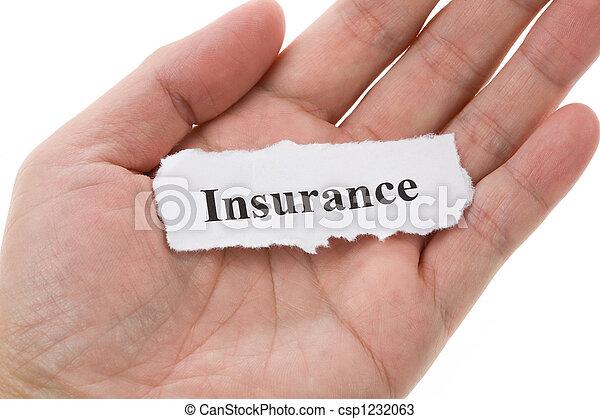 保険 - csp1232063