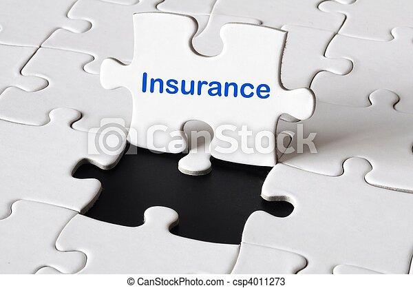 保険 - csp4011273