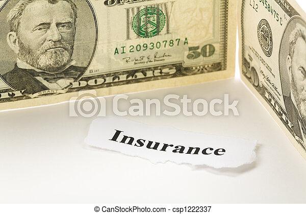 保険 - csp1222337