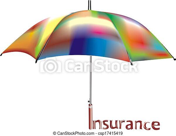 保険 - csp17415419