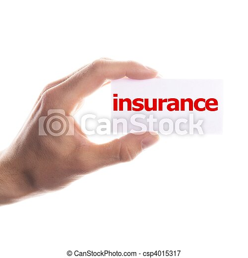 保険 - csp4015317