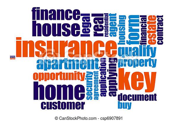 保険 - csp6907891
