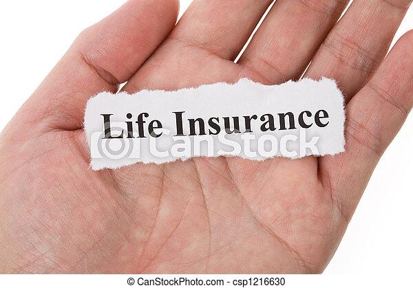 保険, 生活 - csp1216630