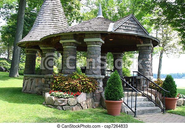 石头, 信号台, 花园素材照片 - 搜索照片和剪贴画照片