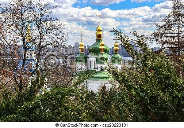 修道院, kiev - csp20220101