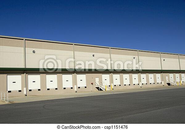 倉庫, コマーシャル - csp1151476