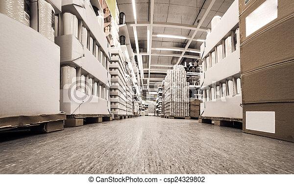 倉庫 - csp24329802