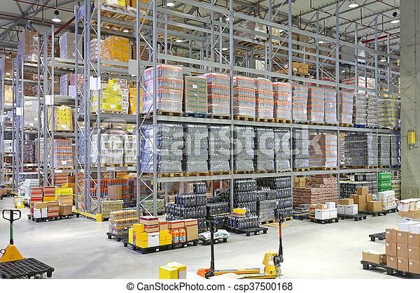 倉庫, 分配 - csp37500168