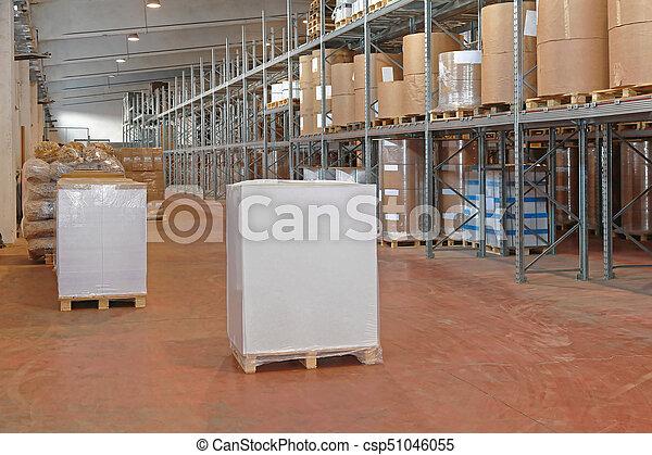 倉庫, 分配 - csp51046055