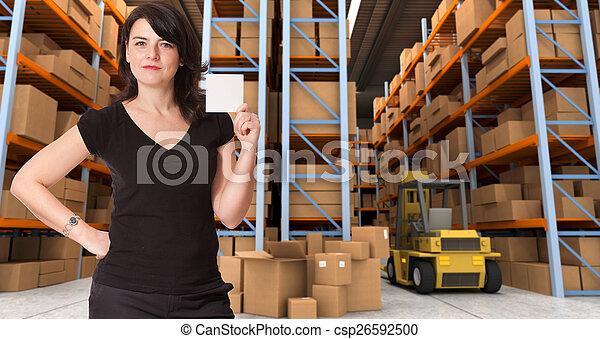 倉庫, 分配, e, メッセージ - csp26592500