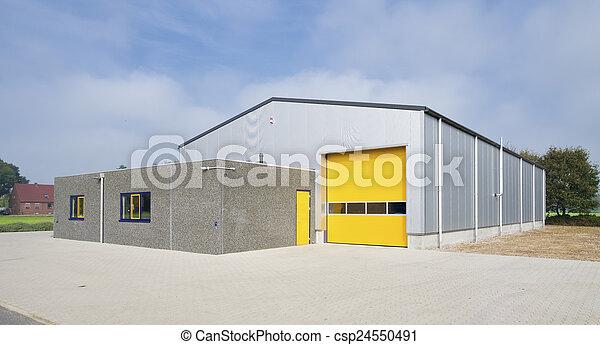 倉庫, 産業 - csp24550491