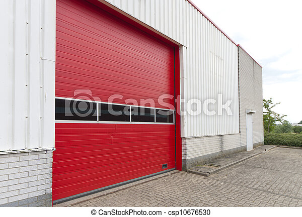 倉庫, 産業 - csp10676530