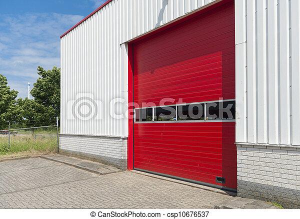 倉庫, 産業 - csp10676537
