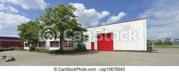 倉庫, 産業 - csp10676543