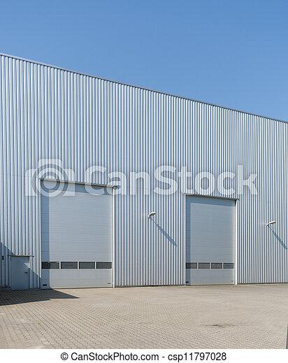 倉庫, 産業 - csp11797028