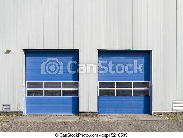 倉庫, 産業 - csp15216533