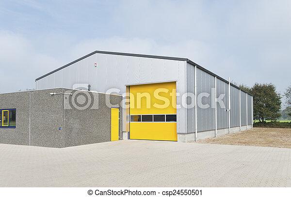 倉庫, 産業 - csp24550501