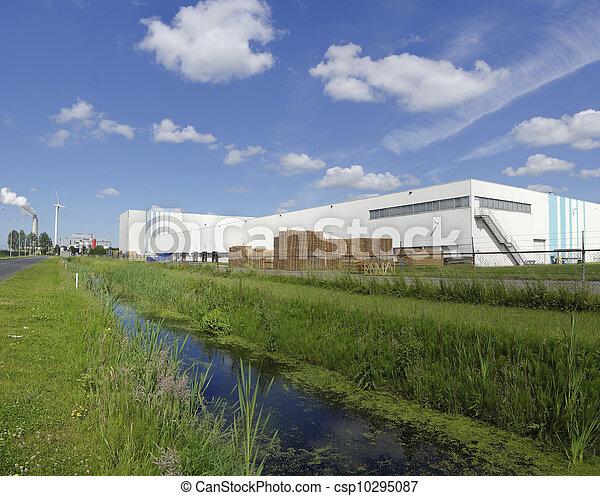 倉庫, 産業 - csp10295087