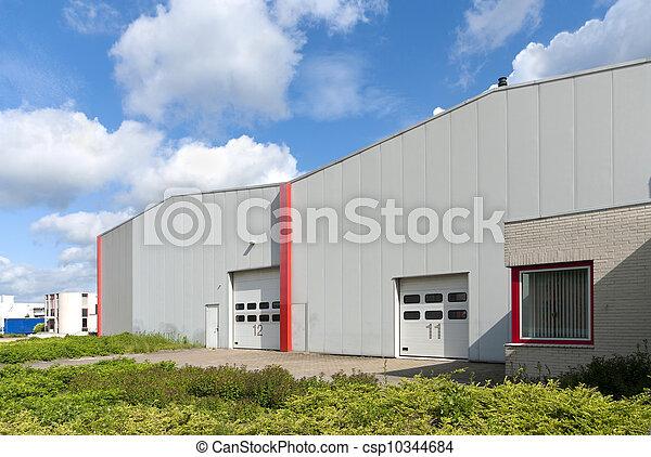 倉庫, 産業 - csp10344684