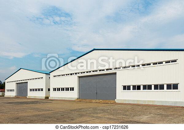 倉庫, 貯蔵 - csp17231626