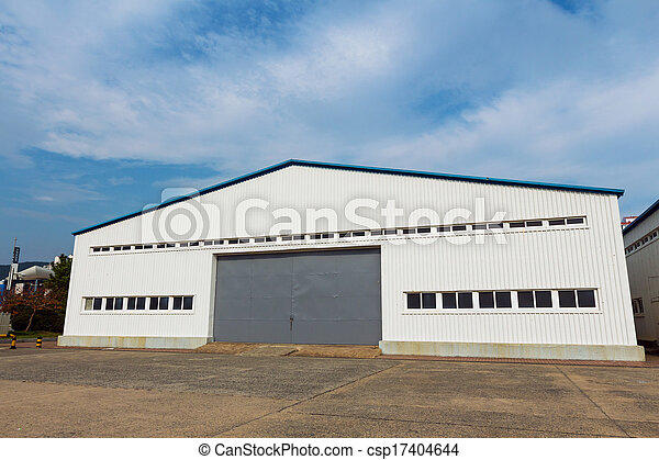 倉庫, 貯蔵 - csp17404644