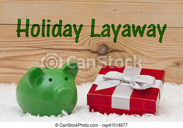 假期, layaway - csp41514677