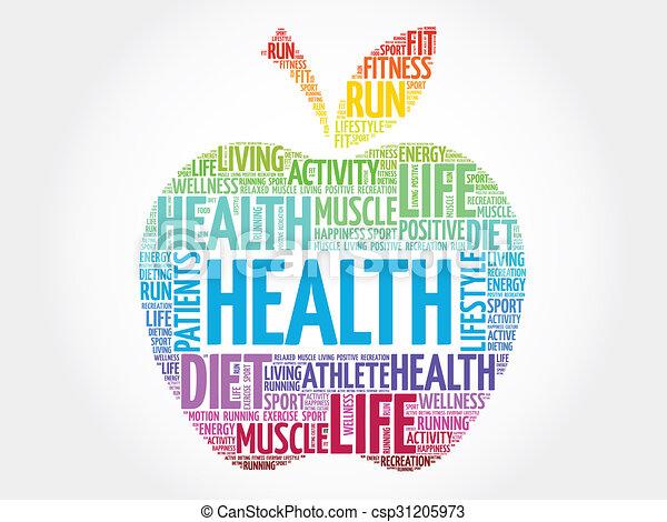 健康 - csp31205973