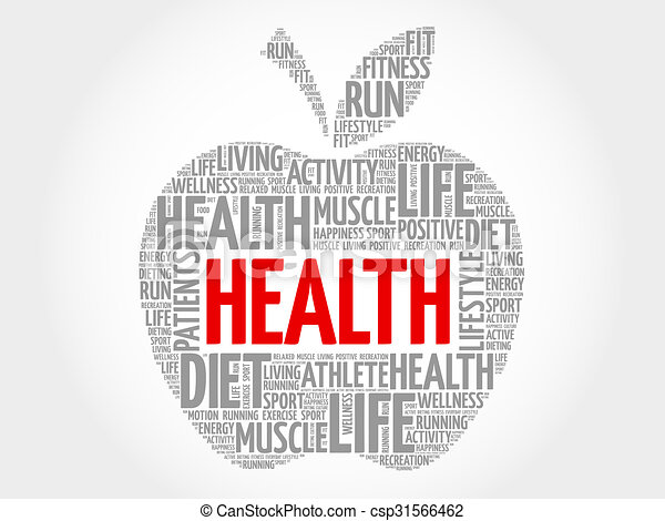 健康 - csp31566462