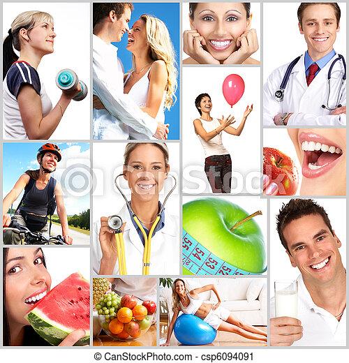 健康 - csp6094091