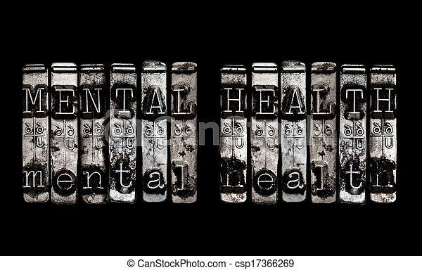 健康, 精神 - csp17366269