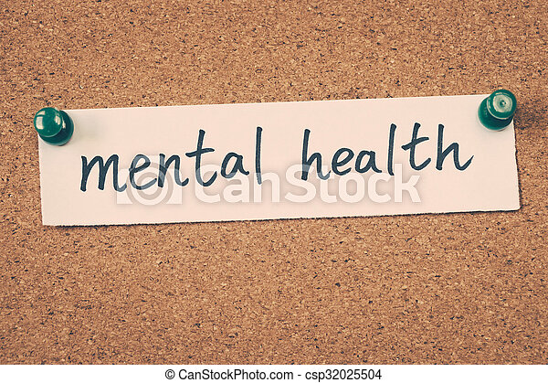健康, 精神 - csp32025504