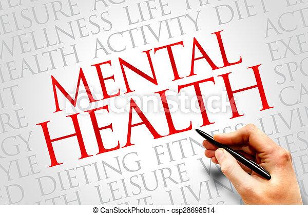 健康, 精神 - csp28698514