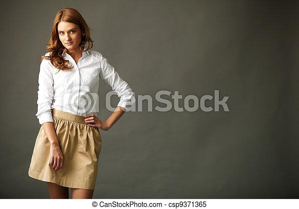 偶然, ファッション - csp9371365