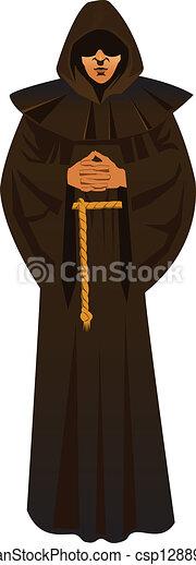 僧侶 - csp12889185