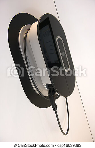 充電器, エレクトロ, 自動車 - csp16039393