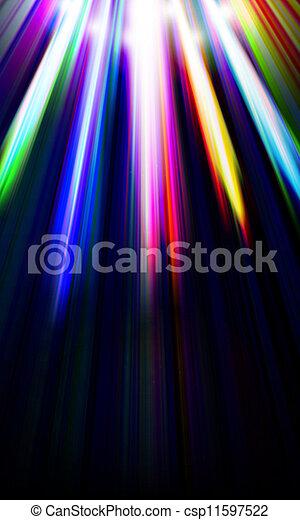 光, 上色, 聚光燈 - csp11597522