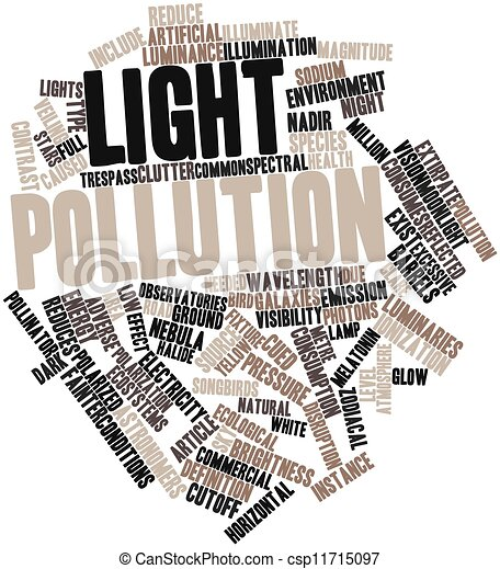 光, 污染 - csp11715097