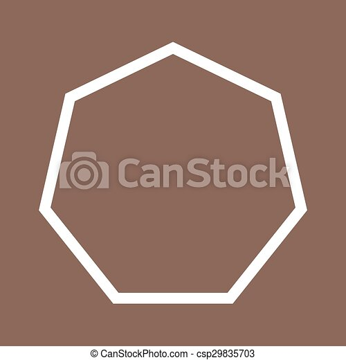 八角形 - csp29835703