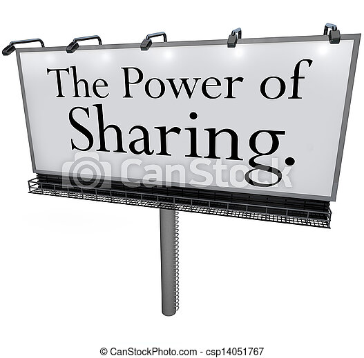 共有, 助け, 力, 弾力性, 他, 広告板, メッセージ, 寄付しなさい - csp14051767