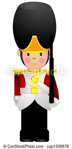 兵士, おもちゃ - csp1328878