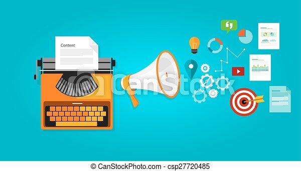 内容, マーケティング, blog, optimization, オンラインで, seo - csp27720485