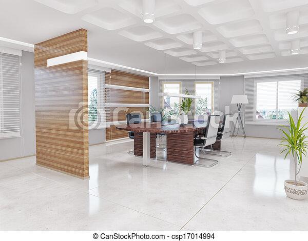 内部, オフィス - csp17014994