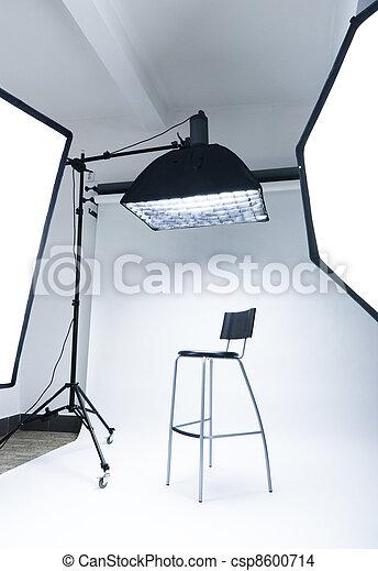 写真の スタジオ - csp8600714