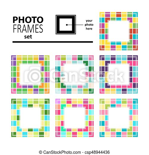 写真, frames-03 - csp48944436